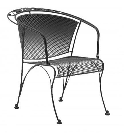 Woodard Company - Briarwood Barrel Dining Chair - 400010