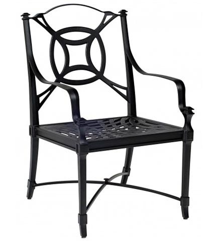 Woodard Company - Isla Dining Arm Chair - 4N0401
