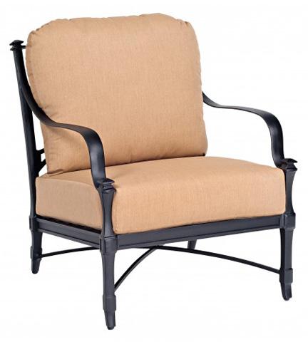 Woodard Company - Isla Stationary Lounge Chair - 4N0406