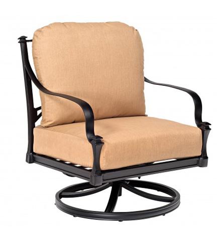 Woodard Company - Isla Rocking Lounge Chair - 4N0465