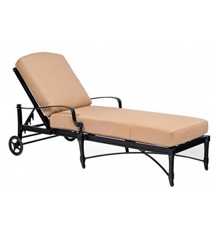 Woodard Company - Isla Adjustable Chaise Lounge - 4N0470