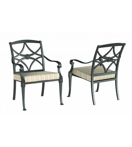 Woodard Company - Wiltshire Dining Arm Chair - 4Q0417