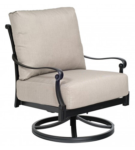 Woodard Company - Wiltshire Rocking Lounge Chair - 4Q0465