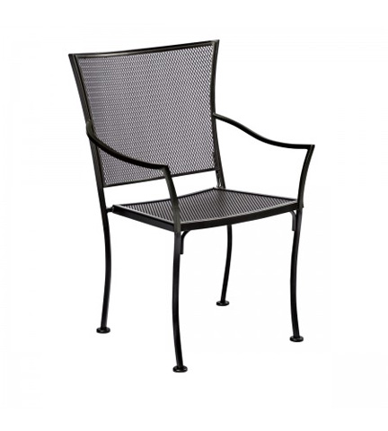 Woodard Company - Amelie Bistro Arm Chair - 4X0009