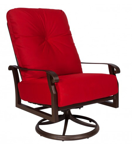 Image of Cortland Cushion Extra Large Swivel Rocker