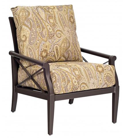Woodard Company - Andover Stationary Lounge Chair - 510406