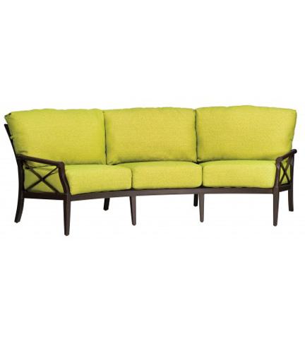 Woodard Company - Andover Crescent Sofa - 510464