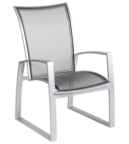 Woodard Company - Wyatt Flex Dining Arm Chair - 520401