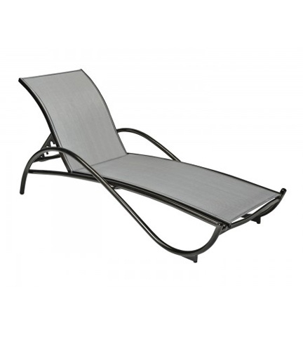Woodard Company - Tribeca Adjustable Chaise Lounge - 5D0470
