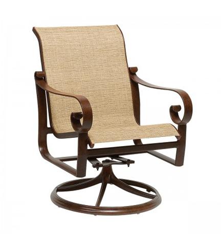 Woodard Company - Belden Sling Swivel Rocker - 620472