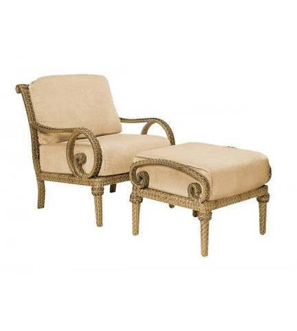 Woodard Company - South Shore Lounge Chair - 640006V