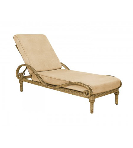 Woodard Company - South Shore Adjustable Chaise Lounge - 640070V