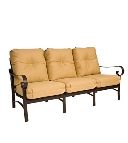 Woodard Company - Belden Cushion Sofa - 690420M