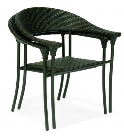 Woodard Company - Barlow Dining Arm Chair - 6J0001