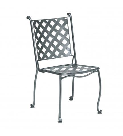 Woodard Company - Maddox Bistro Side Chair - 7F0002