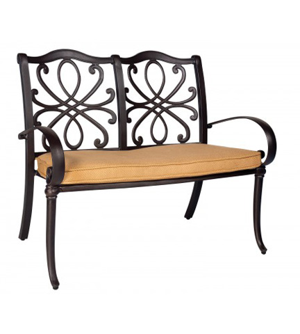 Woodard Company - Holland Bench - 7Z0414