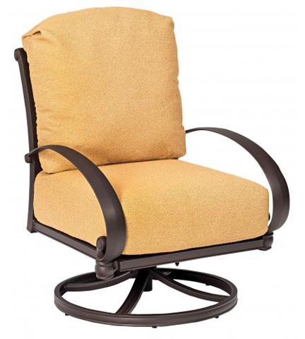 Woodard Company - Holland Swivel Rocking Lounge Chair - 7Z0477