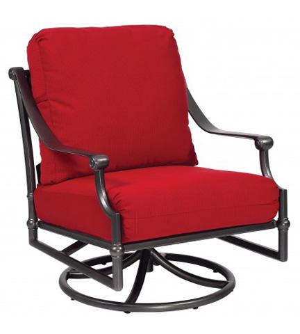 Woodard Company - Delphi Swivel Rocking Lounge Chair - 850677