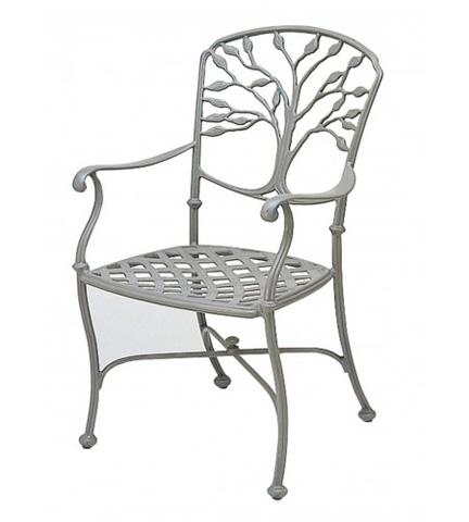 Woodard Company - Heritage Dining Arm Chair - 8F0410