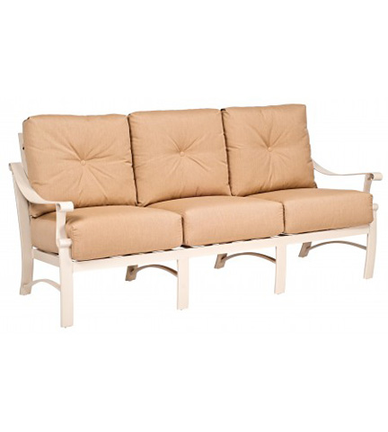Woodard Company - Bungalow Cushion Sofa - 8Q0420