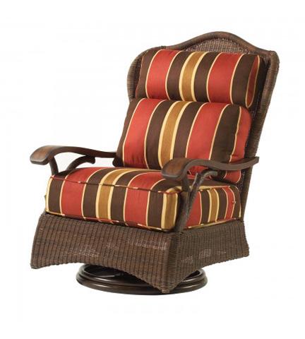Woodard Company - Chatham Run Swivel Lounge Chair - S525015