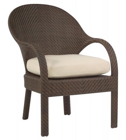 Woodard Company - Bali Dining Occasional Chair - S533501