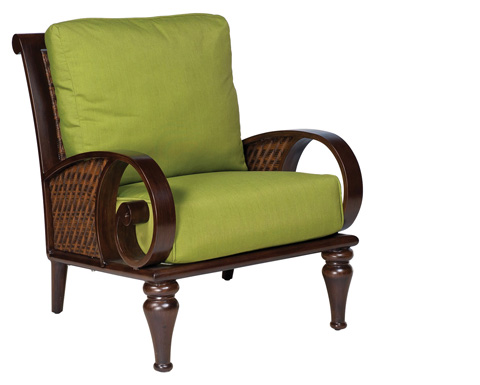 Woodard Company - North Shore Stationary Lounge Chair - S540011