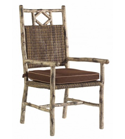 Woodard Company - River Run Dining Arm Chair - S545501