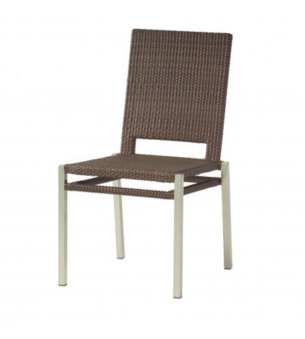 Woodard Company - All-Weather Pacific Dining Side Chair - S602511