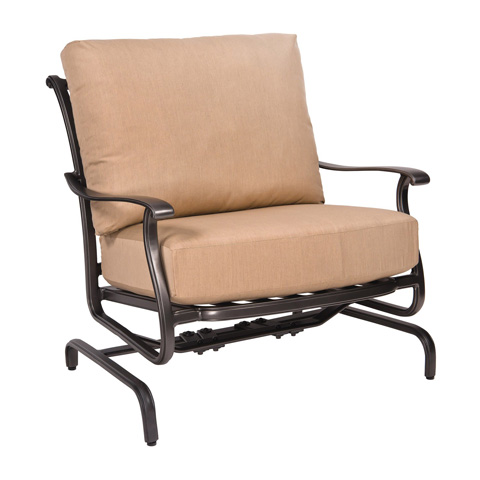 Woodard Company - New Orleans Spring Lounge Chair - 3W0465