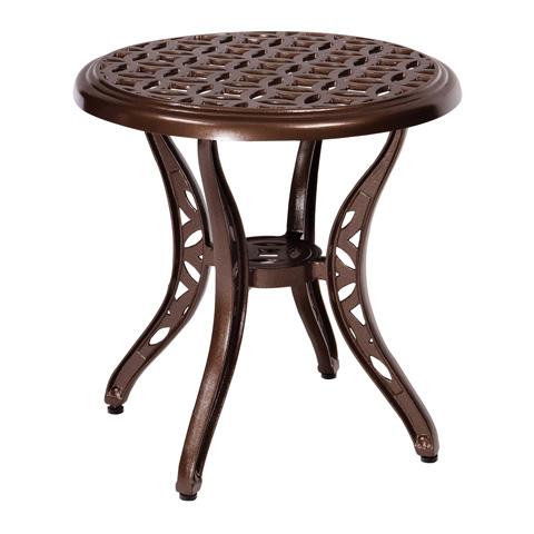 Woodard Company - Casa End Table - 3Y22BT