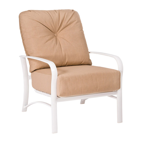 Woodard Company - Fremont Cushion Lounge Chair - 9U0406