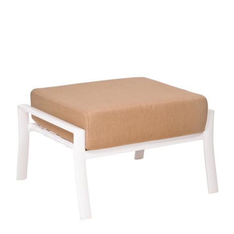 Woodard Company - Fremont Cushion Ottoman - 9U0486