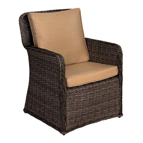 Woodard Company - Bay Shore Dining Arm Chair - S509501