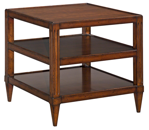 Woodbridge Furniture Company - Swedish Tier Table - 1081-11