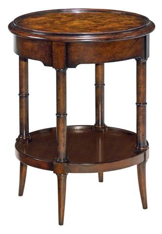 Woodbridge Furniture Company - Regency Drink Table - 1089-01
