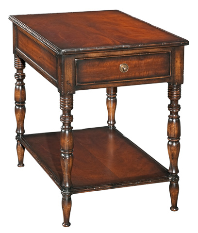 Woodbridge Furniture Company - St. Kitts Side Table - 1117-16