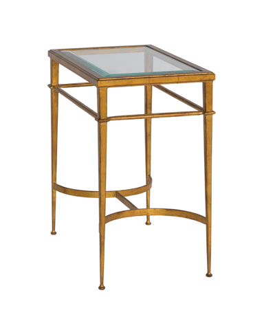 Woodbridge Furniture Company - Madeleine Rectangular Drink Table - 1156-50