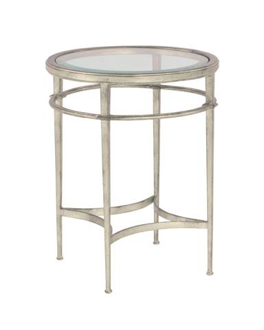Woodbridge Furniture Company - Madeleine Round Side Table - 1157-51