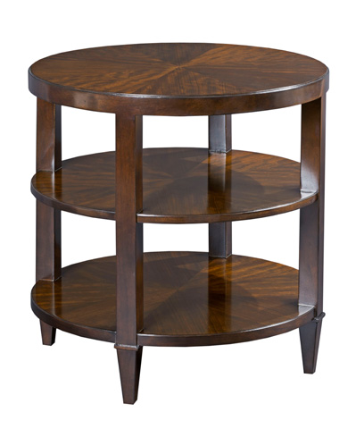 Woodbridge Furniture Company - Round Tier Table - 1201-05