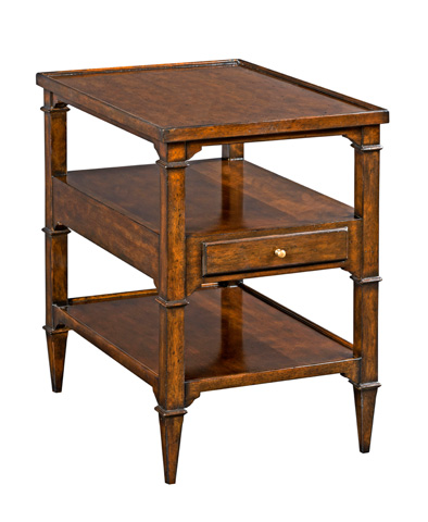 Woodbridge Furniture Company - Marseille Chairside Table - 1204-10