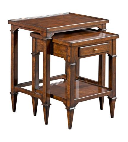 Woodbridge Furniture Company - Marseille Nest of Tables - 1205-10
