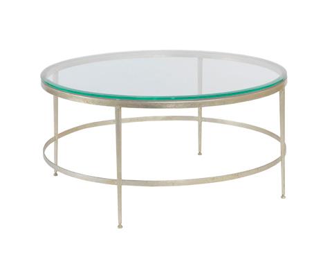 Woodbridge Furniture Company - Tate Round Cocktail Table - 2098-51