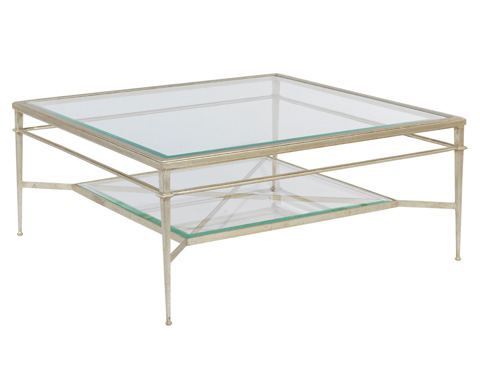Woodbridge Furniture Company - Madeleine Square Cocktail Table - 2100-51