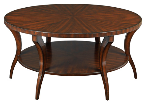 Woodbridge Furniture Company - Gramercy Cocktail Table - 2103-03