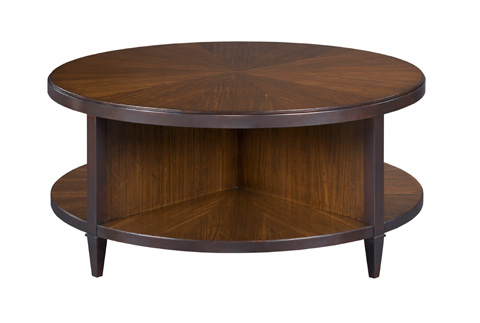 Woodbridge Furniture Company - Round Cocktail Table - 2108-05