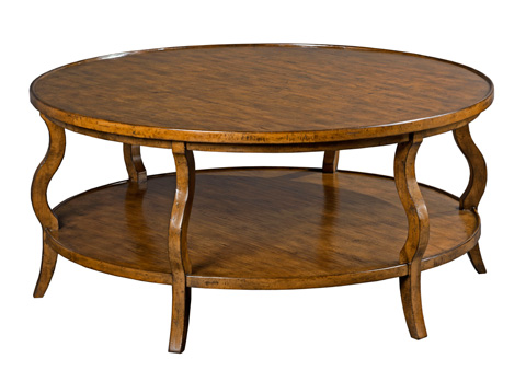 Woodbridge Furniture Company - Round Cocktail Table - 2117-08