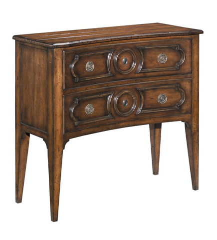 Woodbridge Furniture Company - Concave Hall Chest - 3031-11