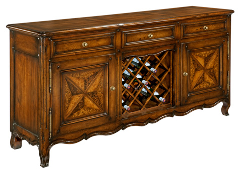 Woodbridge Furniture Company - Orleans Sideboard - 3049-17