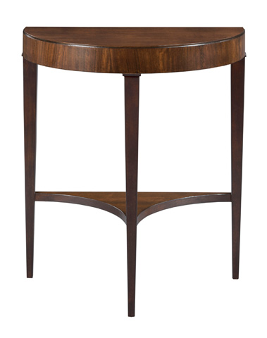 Woodbridge Furniture Company - Demilune Hall Table - 3090-05
